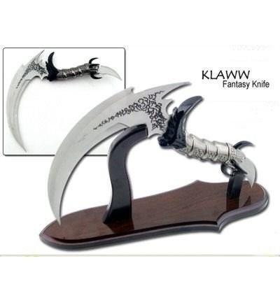 Klaww of Death dagger At TV Show Supernatural