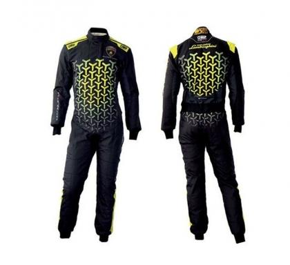 Sublimated Go Kart Racing Suit