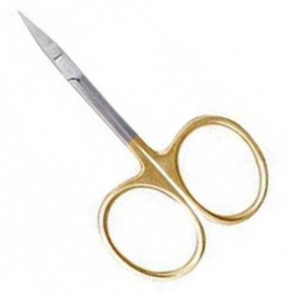 Bent Shaft Scissors