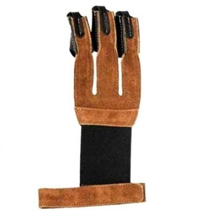TRADITIONAL ARCHERY LEATHER SHOOTING GLOVE