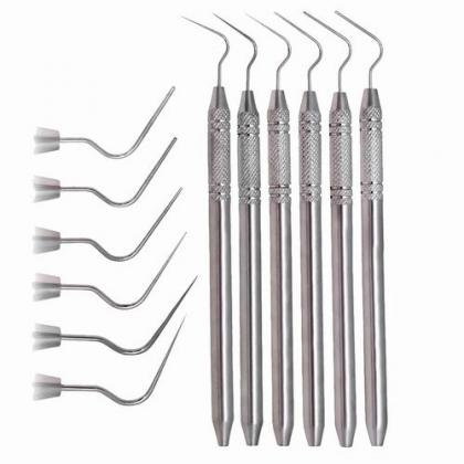 Root Canal Plugger Sleimann 6pc