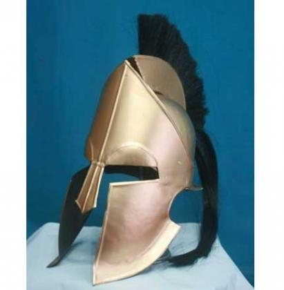 300 Movie Leonidas Spartan Helmet