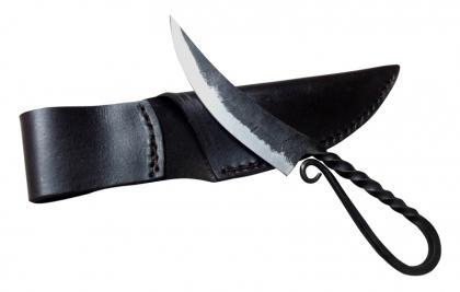 Hand Forged Striker Knife