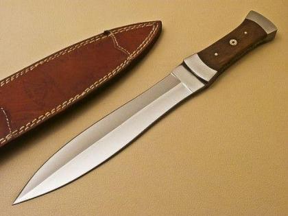 Handmade D2 Steel Hunting Dagger Knife