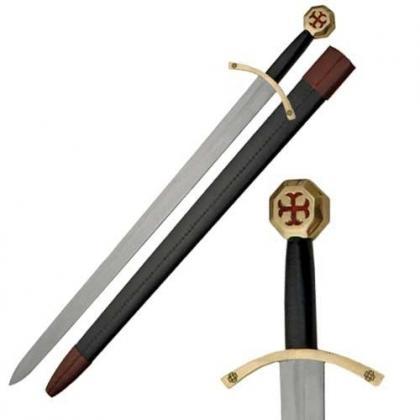 KNIGHT OF TEMPLAR SWORD