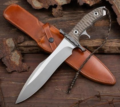 New Rambo Knife