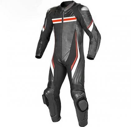 Motorbike 1pc leather suit