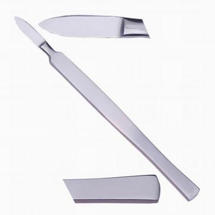 Scalpel Knife 13.5cm Fix Blade - Solid